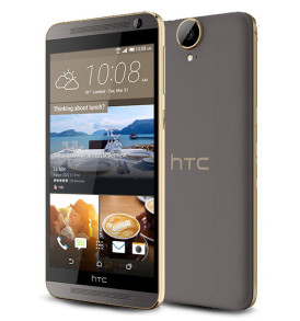 HTC_One_E9_Plus_A55_Two_Views_Gray_Gold_Wide