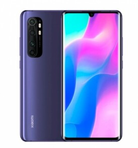 Xiaomi Mi Note 10 Lite Purple