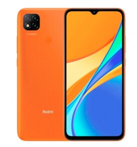 Xiaomi Redmi 9C Orange