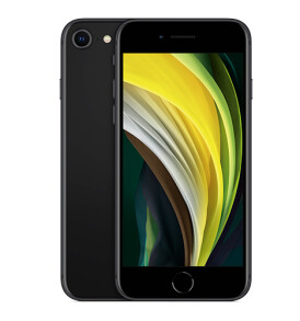 Apple iPhone SE (2020) Black